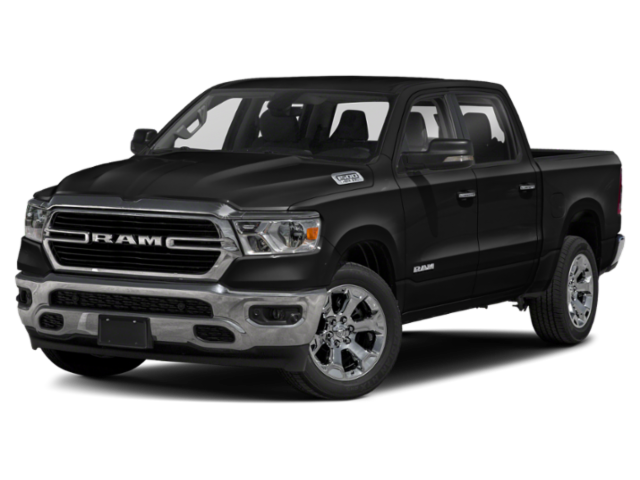 2021 RAM 1500 Big Horn 4x2 Quad Cab 6'4 Box