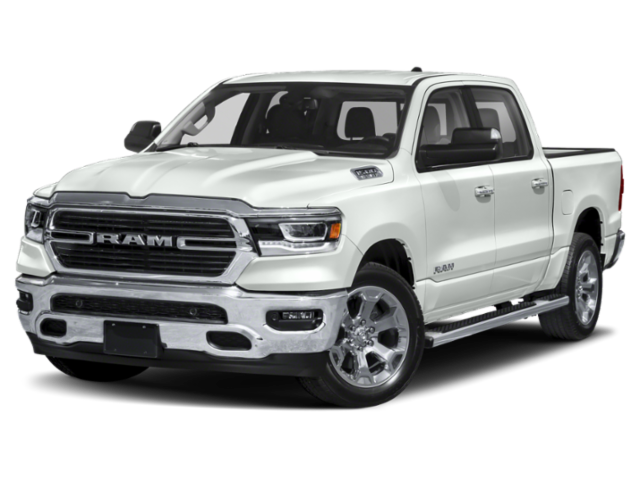 2021 RAM 1500 Big Horn 4x4 Crew Cab 5'7 Box""