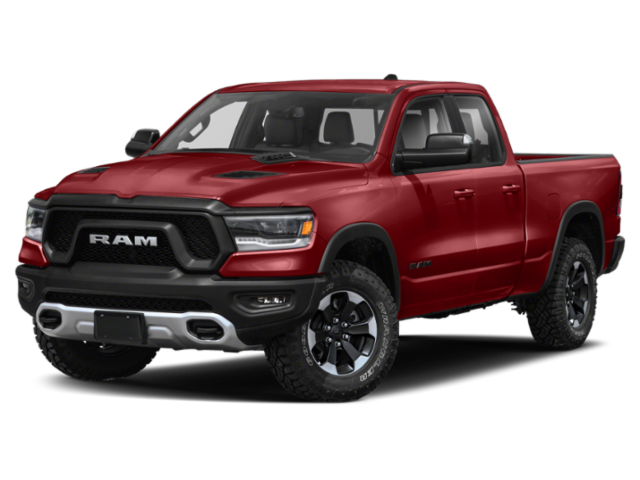 2021 Ram 1500 Rebel Quad Cab Pickup