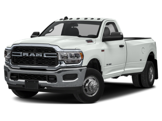 2021 RAM 3500 Tradesman Regular Cab
