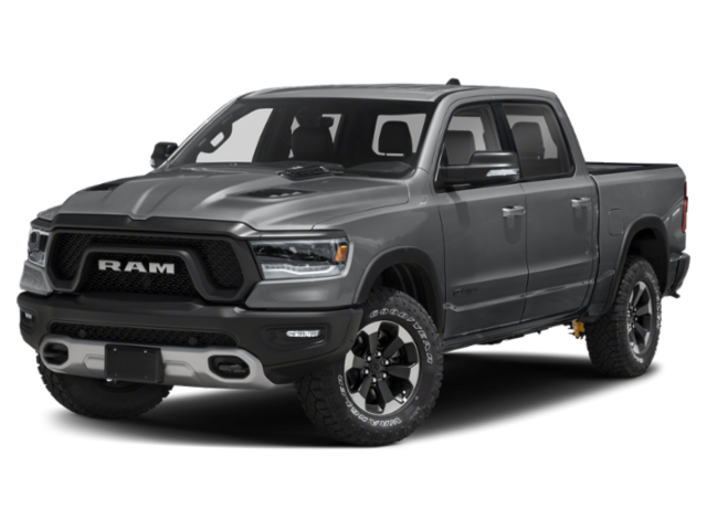 2021 RAM 1500 Rebel 4x4 Crew Cab 5'7 Box