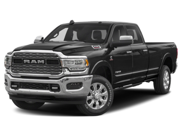 2021 RAM 3500 Big Horn 4x4 Crew Cab 8' Box