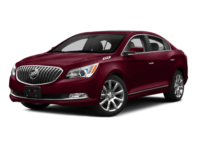 Pre-Owned 2016 Buick LaCrosse Leather FWD Sedan