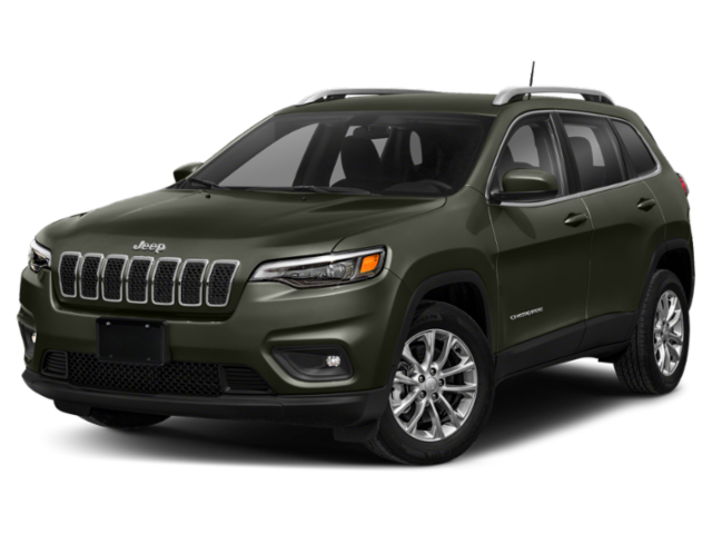 2021 JEEP Cherokee Latitude Lux (US) / Altitude (Can) SUV