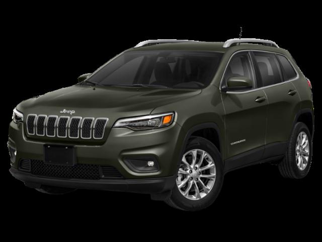 2021 Jeep Cherokee 80th Anniversary Sport Utility