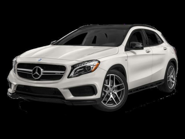 2017 Mercedes-Benz GLA AMG? GLA 45 4MATIC SUV