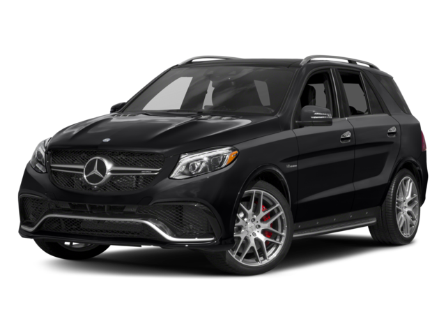 2017 Mercedes-Benz GLE GLE 63 S AMG® SUV Sport Utility