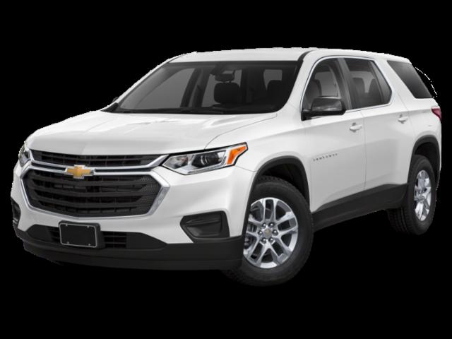 2019 Chevrolet Traverse LT 4D Sport Utility