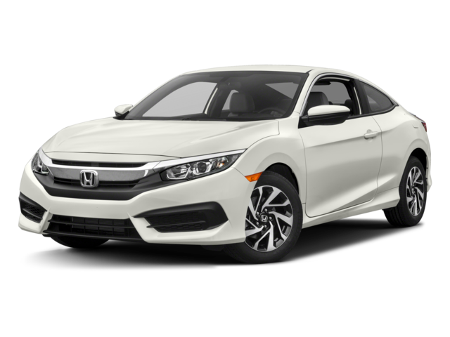 2016 Honda Civic LX 2D Coupe