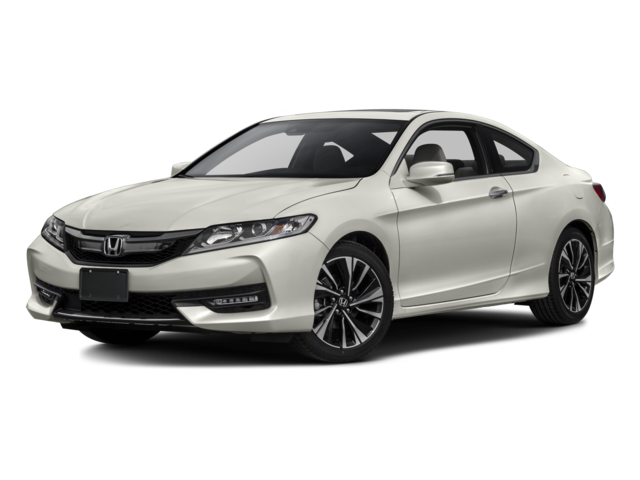2016 Honda Accord EX-L 2D Coupe
