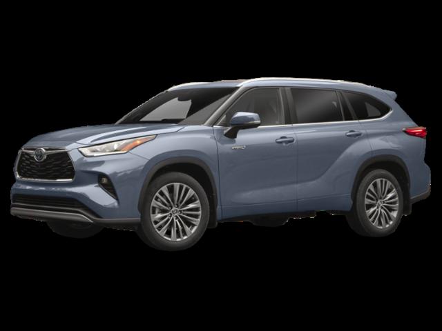 New 2020 Toyota Highlander Hybrid LE