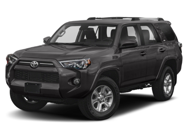 New 2020 Toyota 4Runner SR5 Premium 4WD 4D Sport Utility 5-Speed Automatic with Overdrive