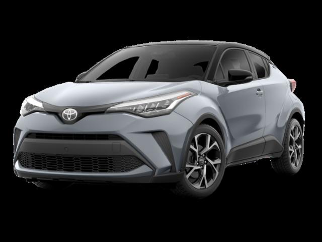 New 2020 Toyota C-HR XLE Premium