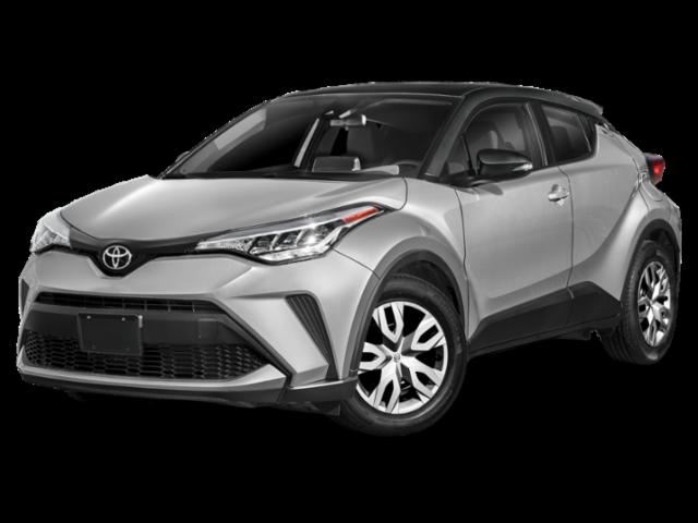 New 2020 Toyota C-HR XLE 2.0