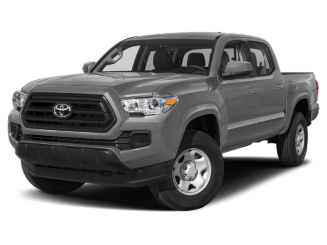 New 2020 Toyota Tacoma 4x4 Double Cab Auto SB