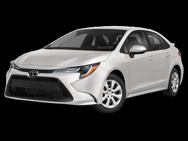 New 2020 Toyota Corolla L