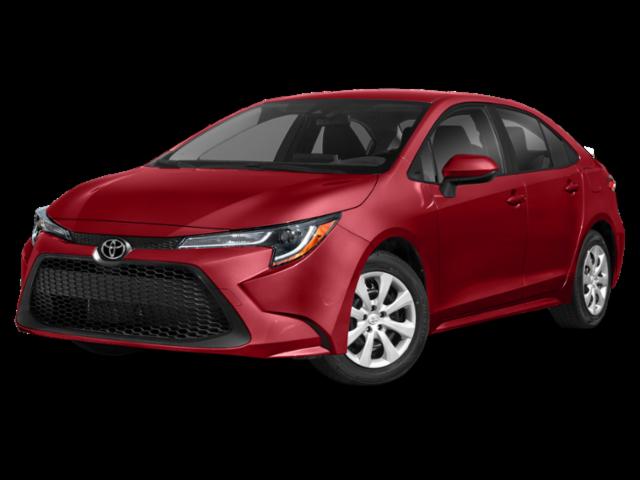 New 2020 Toyota Corolla LE I Upgrade I Moonroof I Heated Steering Wheel
