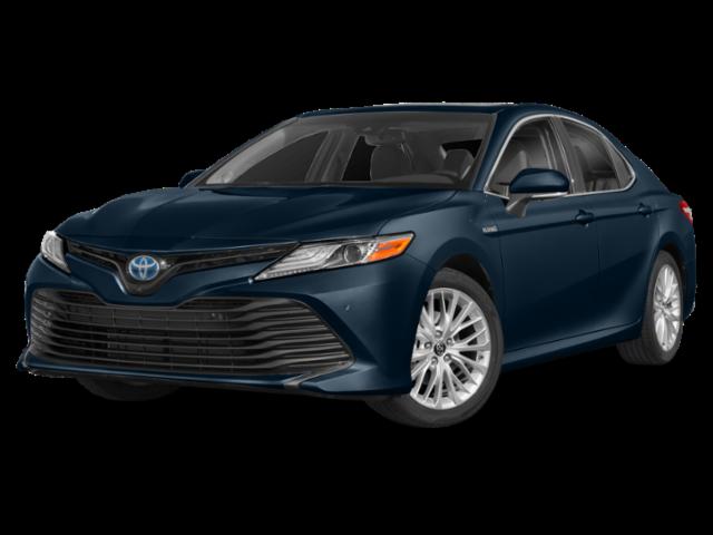 New 2020 Toyota Camry Hybrid SE