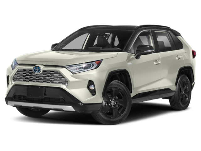 New 2020 Toyota RAV4 Hybrid Hybrid XSE AWD