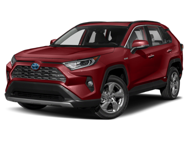 New 2020 Toyota RAV4 Hybrid Limited AWD With Navigation