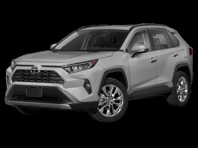 New 2020 Toyota RAV4 Limited AWD