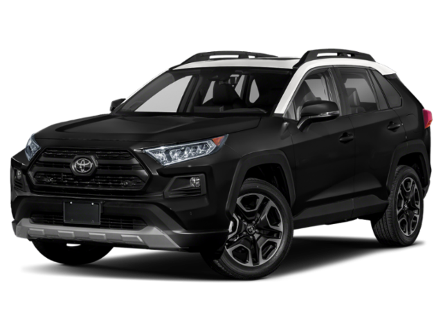 New 2020 Toyota RAV4 Trail AWD