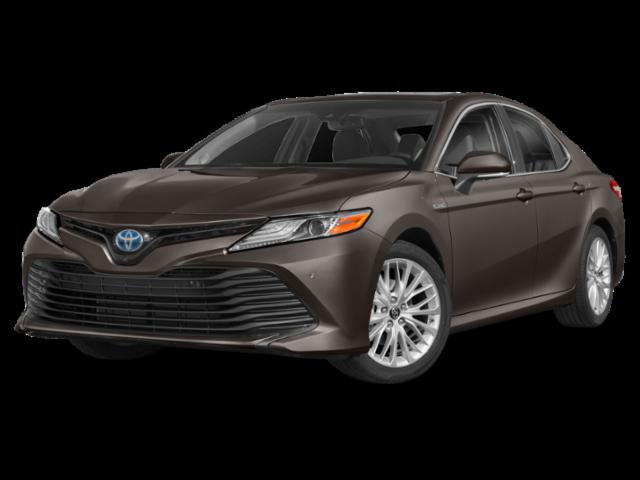 New 2020 Toyota Camry Hybrid XLE Auto