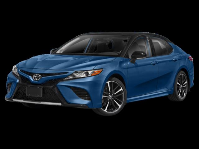 New 2020 Toyota Camry XSE