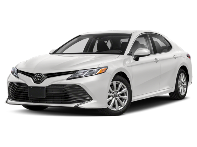 New 2020 Toyota Camry LE Auto AWD