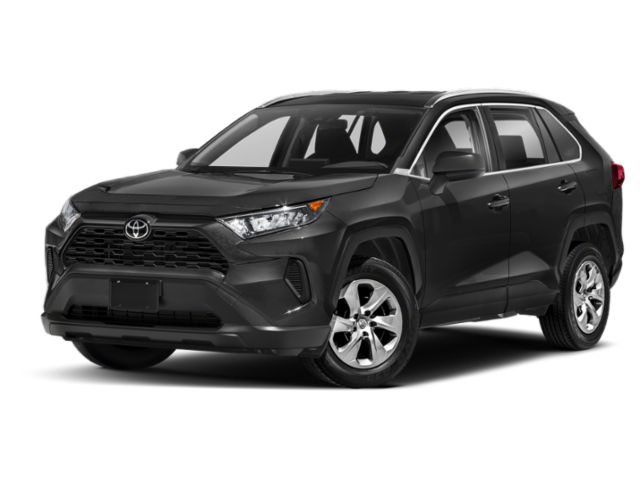2020 Toyota RAV4 LE 4dr All-wheel Drive