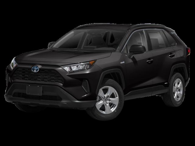 New 2020 Toyota RAV4 LE FWD 4D Sport Utility