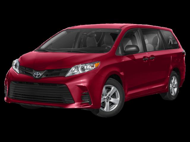 New 2020 Toyota Sienna XLE FWD 8-Passenger (Natl)
