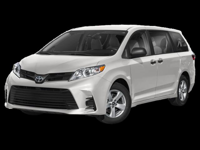 New 2020 Toyota Sienna SE