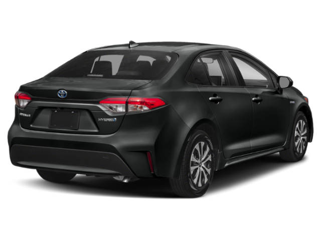 New 2020 Toyota Corolla Hybrid Hybrid LE CVT (Natl)