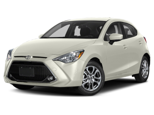 Pre-Owned 2020 Toyota Yaris 5D Hatchback XLE