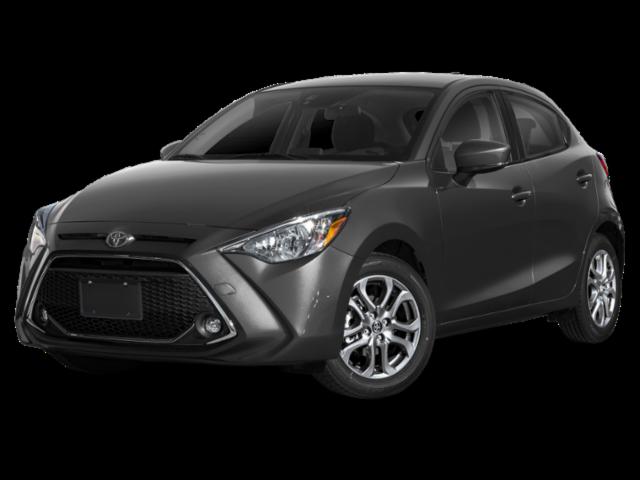 New 2020 Toyota Yaris Hatchback LE