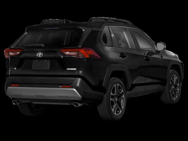 New 2020 Toyota RAV4 Limited AWD (Natl)