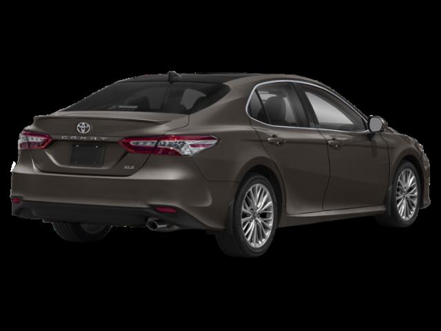 New 2020 Toyota Camry XLE Auto