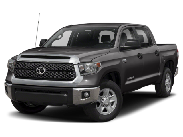 New 2020 Toyota Tundra SR5 CrewMax 5.5' Bed 5.7L