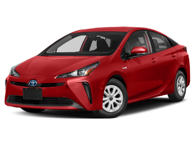 New 2020 Toyota Prius XLE FWD 4dr