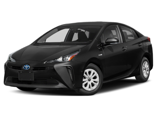 New 2020 Toyota Prius LE FWD 4dr Car