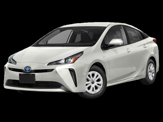 New 2020 Toyota Prius L