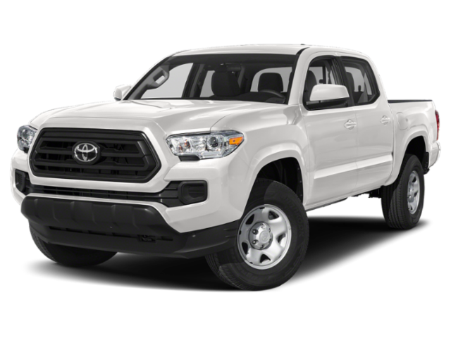 2020 Toyota Tacoma SR V6 4x4 Double Cab 127.4 in. WB