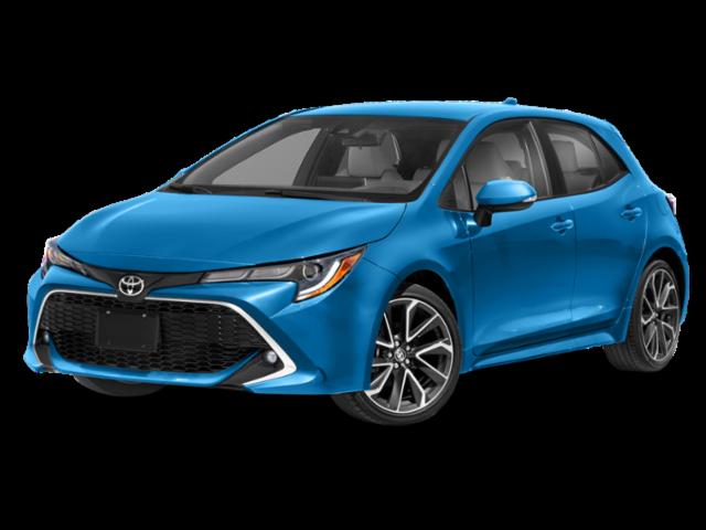New 2020 Toyota Corolla Hatchback XSE