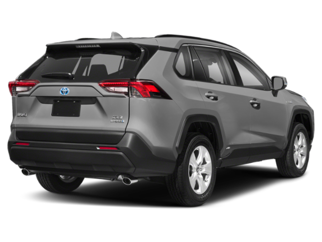 New 2020 Toyota RAV4 Hybrid Hybrid XLE AWD (Natl) *Ltd Avail*