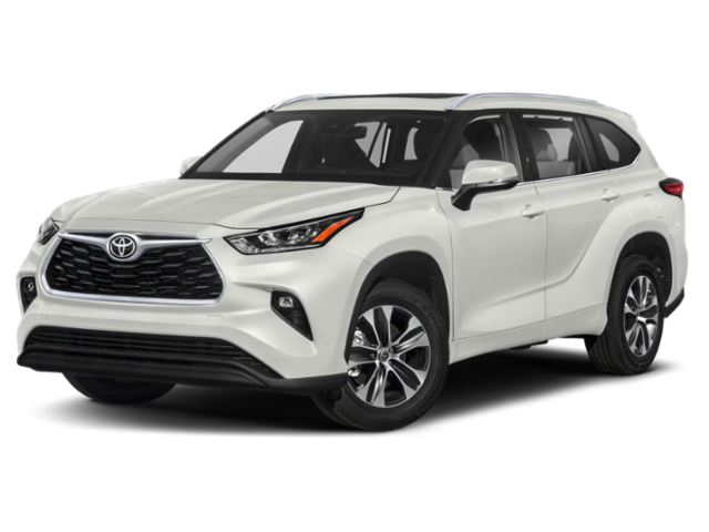 2020 Toyota Highlander XLE 4dr All-wheel Drive
