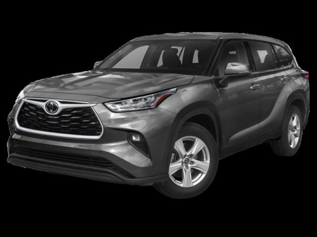 New 2020 Toyota Highlander XLE