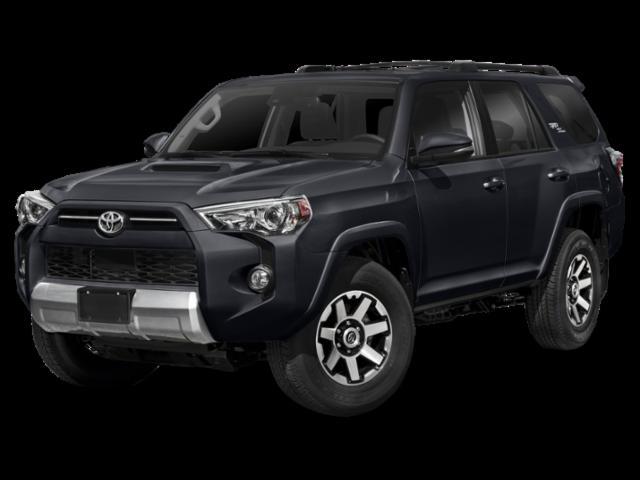 New 2020 Toyota 4Runner TRD Off-Road Prm