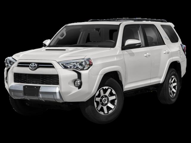 New 2020 Toyota 4Runner TRD Off-Road Premium