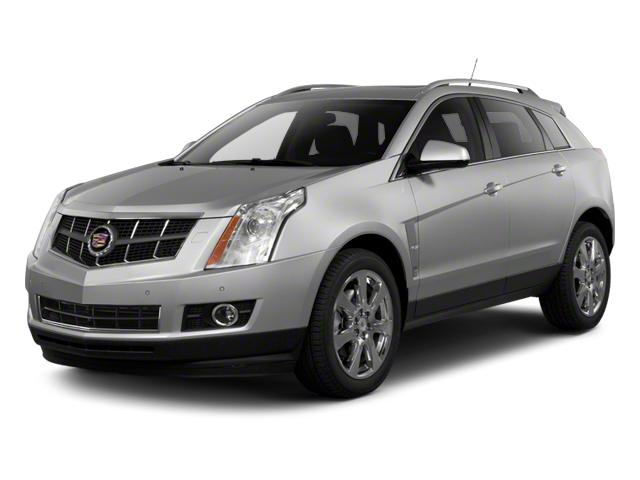 Pre-Owned 2010 CADILLAC SRX PERF AWD